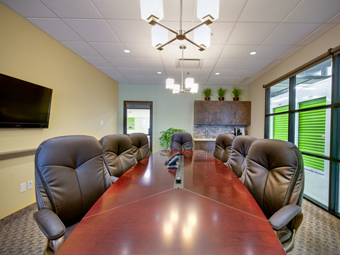 Our Business Centre has a private conference room...